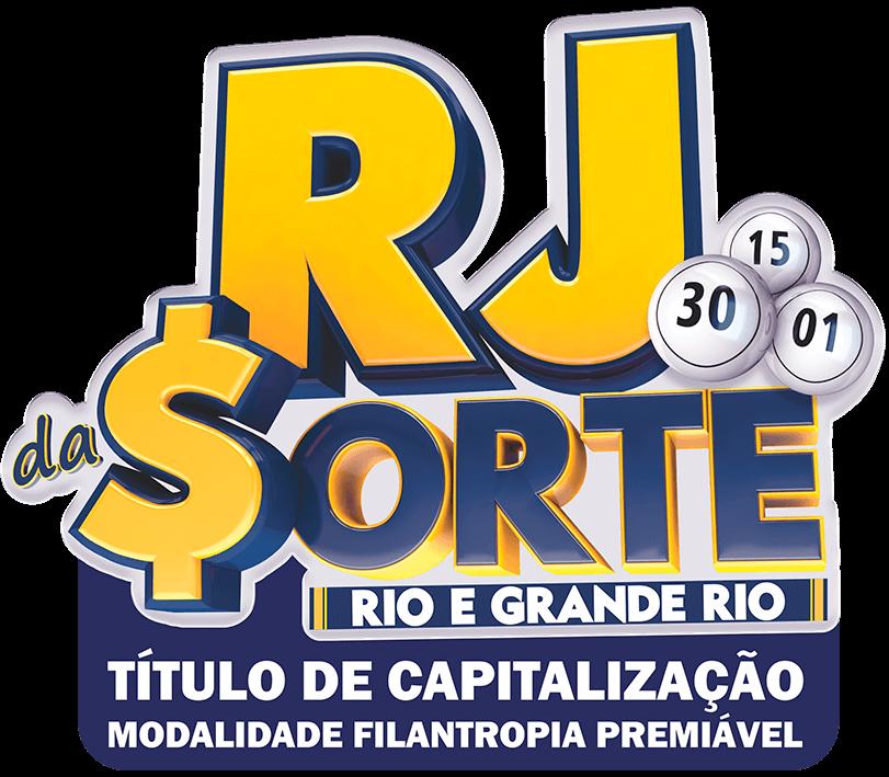 Logo RJ da Sorte