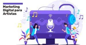 Marketing digital para Artistas - Aumente suas visualizações!