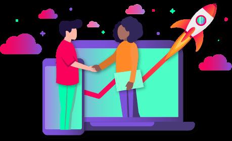 parceria para agências
